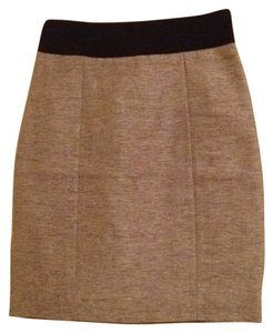H&M Skirt Gray/taupe