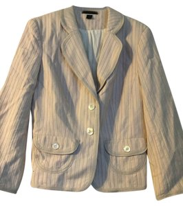 Express Stripe Blazer