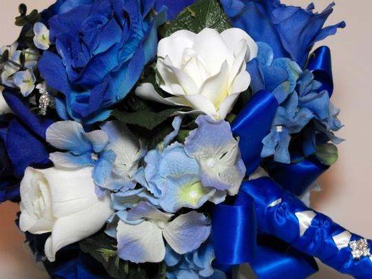 Blue Available Something Wedding Package