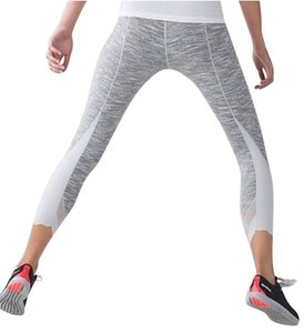 Lululemon Silver Spoon Wee Are From Space Leggings