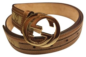 Gucci Gucci Belt Interlocking