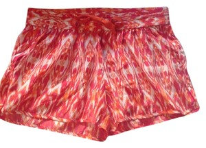 Joie Shorts Multi Pink Orange