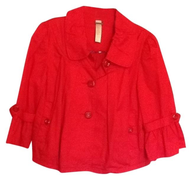Preload https://item1.tradesy.com/images/red-blazer-size-12-l-551710-0-0.jpg?width=400&height=650