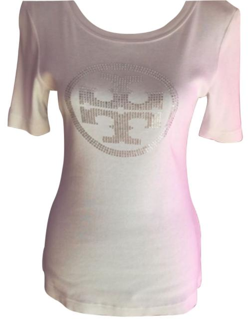 Tory Burch in M T Shirt White