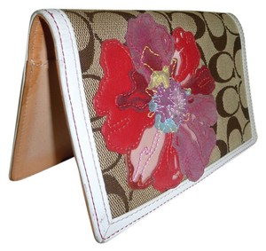 Coach Coach poppies for Peace Floral Planner/Agenda Limited Edition