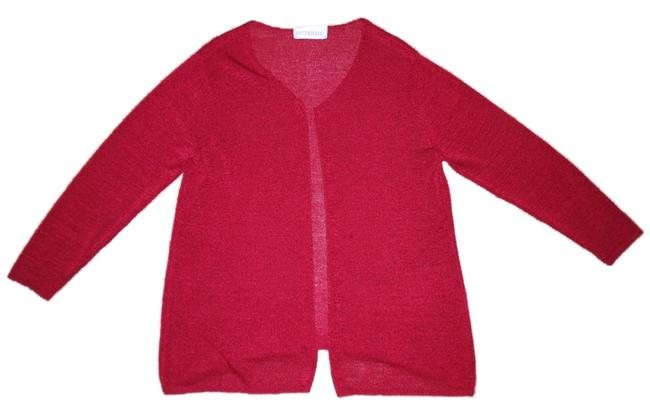 Preload https://item2.tradesy.com/images/motherhood-maternity-cranberry-red-thin-knit-layering-maternity-sweater-5518966-0-0.jpg?width=400&height=650