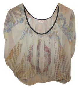 Medium Sheer Top Multi
