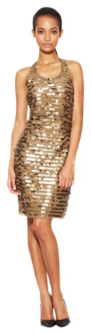 Preload https://img-static.tradesy.com/item/552059/bcbgmaxazria-bronze-above-knee-night-out-dress-size-8-m-0-0-650-650.jpg