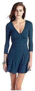 Free People short dress {nwt} Heartstopper on Tradesy