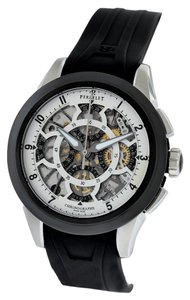 Perrelet Perrelet A1056/1 Skeleton Stainless Steel Chronograph Automatic Watch