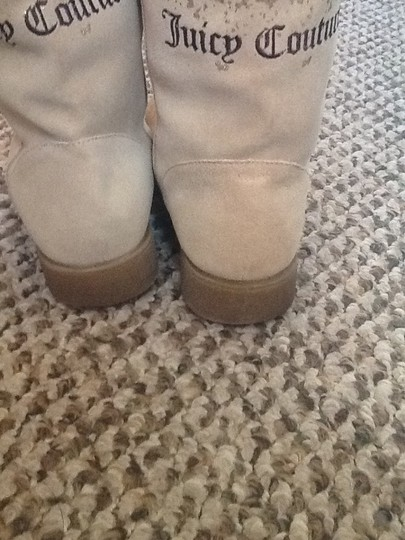 Juicy Couture Beige/Tan Boots