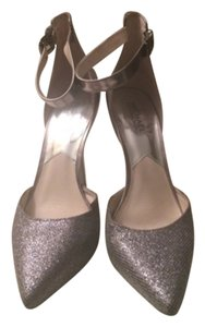 Michael Kors Silver/sparkly Formal