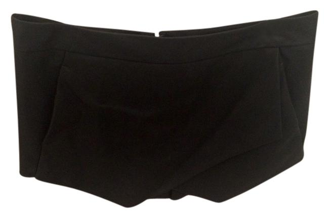 Preload https://img-static.tradesy.com/item/5522293/express-black-leatherette-envelope-skort-size-8-m-29-30-0-0-650-650.jpg