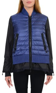 Moncler Blue/ Black Jacket