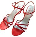 Dyeables Sandals Crimson Formal