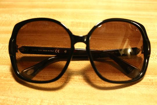 Tod's Tod's Dark Brown Sunglasses