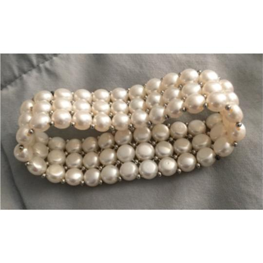 Fresh water pearls coin shape Chinese pearls
