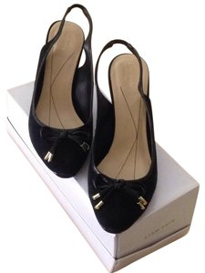 Kate Spade Black suede Pumps