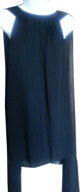 Item - Black Sleeveless By Mid-length Night Out Dress Size 8 (M)