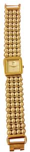 Anne Klein Gold Pearl AK Watch