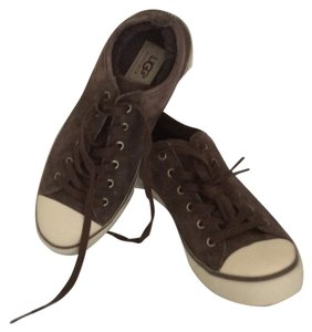 UGG Australia Chestnut Brown Athletic