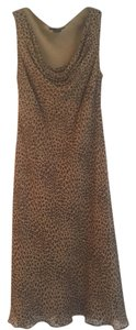 Ann Taylor short dress Leopard Print Animal Silk on Tradesy