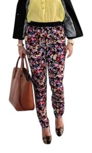 Forever 21 Floral Falloutfits Baggy Pants Various