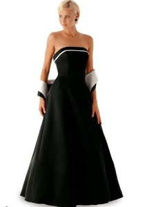Alexia Designs Black / White Style 1402 Dress