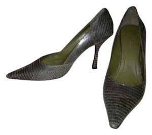 BCBGeneration Army/Tonal Lizard Pumps