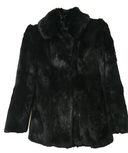 Fur Rabbit Fur Coat