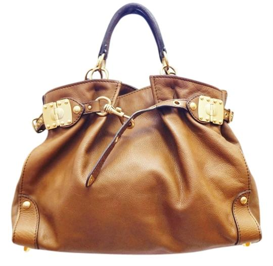 Preload https://img-static.tradesy.com/item/5527282/miu-miu-belted-hand-slouchy-brown-leather-tote-0-0-540-540.jpg