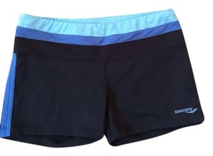 Saucony Spandex running shorts