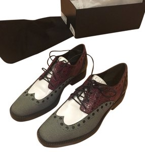 Alexander Wang Oxford Vintage burgundy Formal