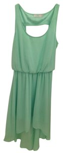 Mint Maxi Dress by Lush