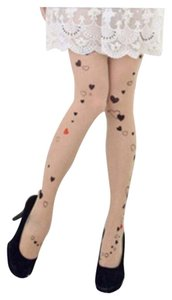 Other Queen Of Hearts Tights