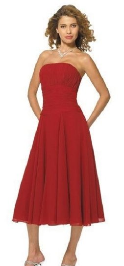 Alexia Designs Tulip Style 2618 Dress