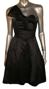 Kate Young for Target Night Out Night Strapless New Satin Size 4 Dress