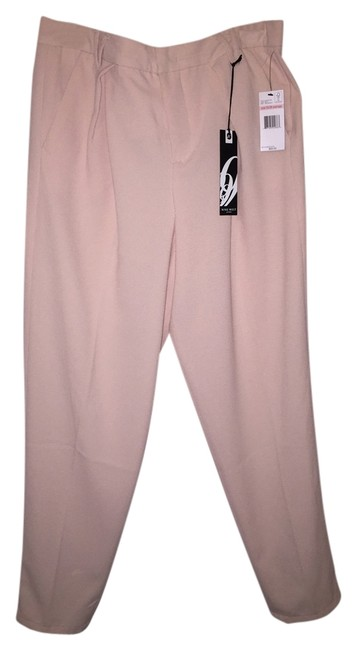 Preload https://item1.tradesy.com/images/nine-west-nude-pink-trousers-size-10-m-31-5529850-0-0.jpg?width=400&height=650