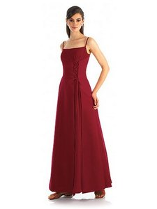 Alexia Designs Claret Style 1974 Dress