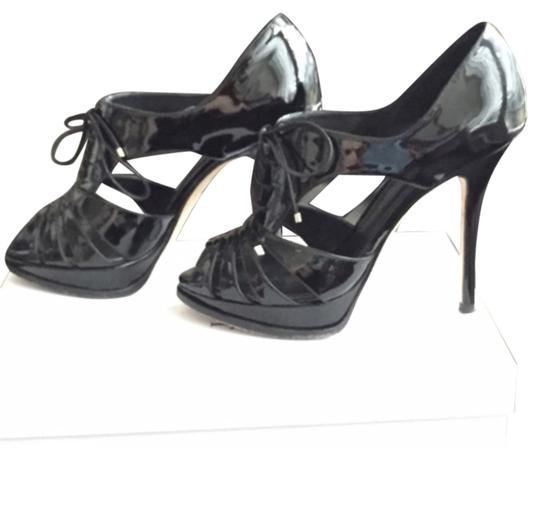 Dior Noir/black Pumps