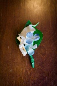 3 Groom/ Father Of Bride/ Father Of Groom Boutonniere