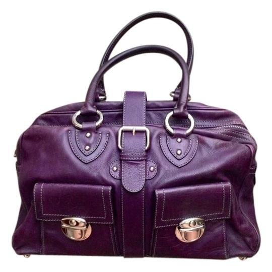 Preload https://item5.tradesy.com/images/marc-jacobs-venetia-purple-with-red-interior-leather-and-suede-shoulder-bag-5530909-0-0.jpg?width=440&height=440