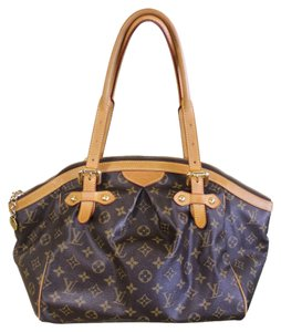 Louis Vuitton Tivoli Gm Tivoli Tivoli Gm Monogram Canvas Monogram Canvas Box In Box Receipt Shoulder Bag