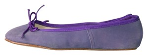 Zara purple Flats