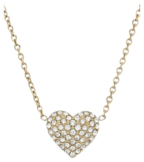 Preload https://item3.tradesy.com/images/michael-kors-gold-gold-tone-crystal-mini-heart-pendant-ship-via-priority-mail-necklace-5531662-0-0.jpg?width=440&height=440
