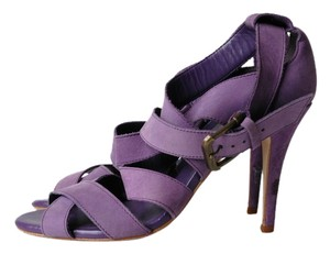 Zara purple Sandals
