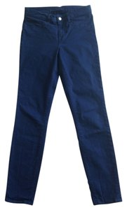J Brand Skinny Pants Nightfall Blue