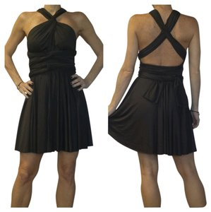 YAM Swimwear by Anabell P. short dress Brown on Tradesy