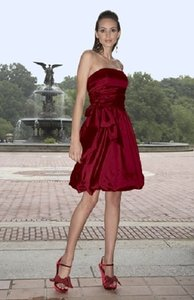 Alexia Designs Bordeaux Style 2704 Dress