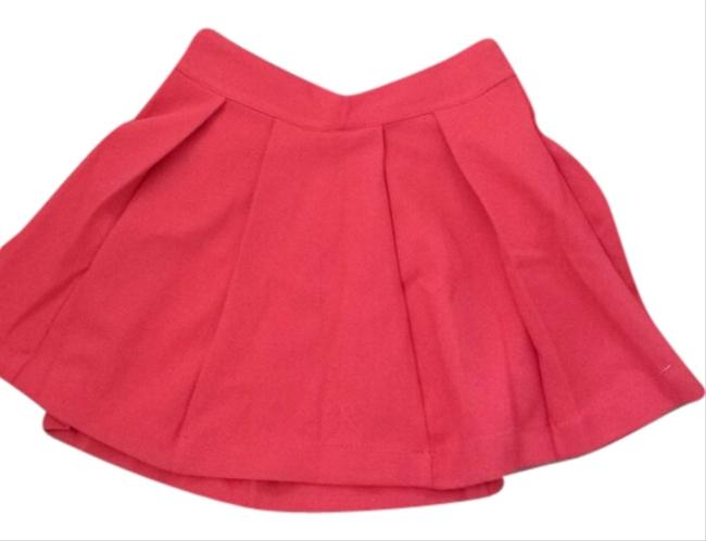 Cooperative Mini Skirt Pink
